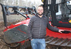 PRINOTH GmbH<br>Tobias Riffler<br>Vertrieb